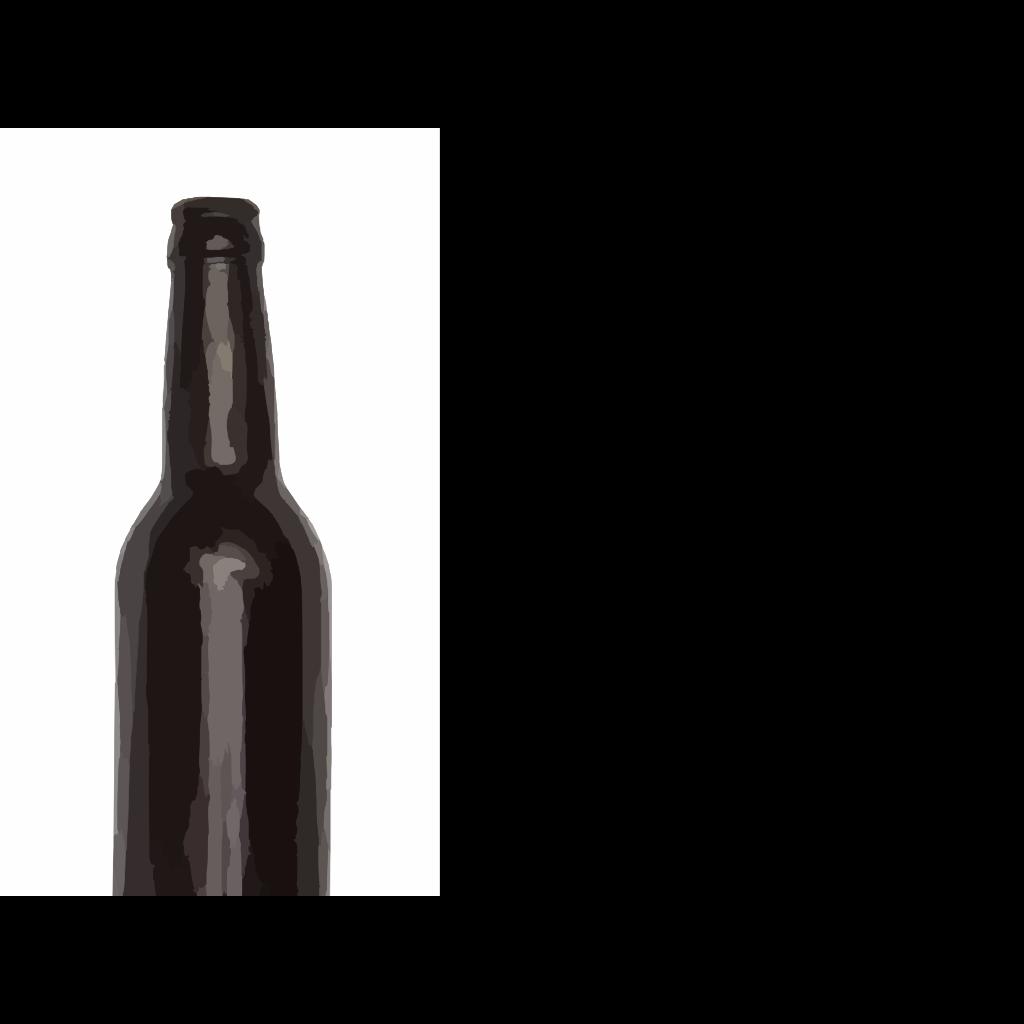 Beer Bottle 1 SVG Clip arts