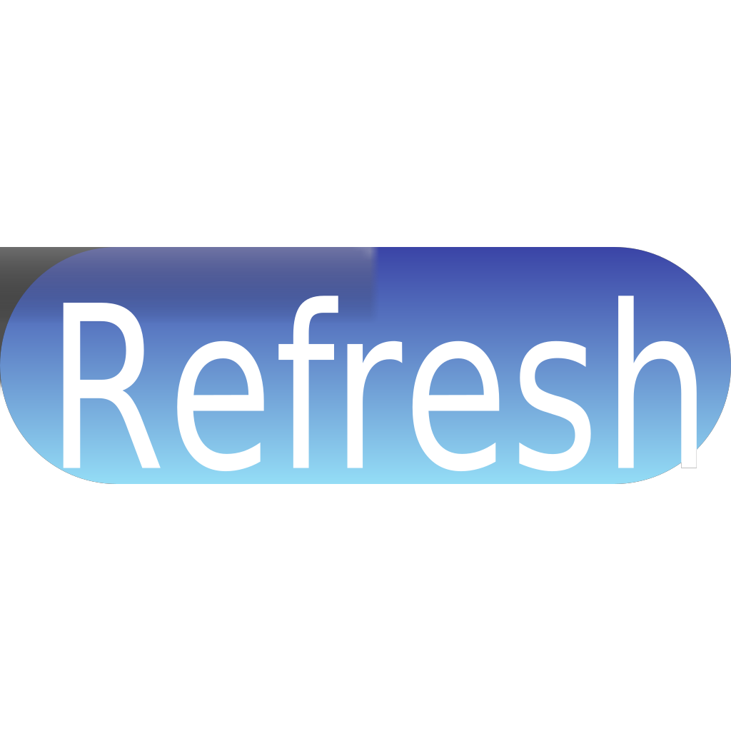 Refresh SVG Clip arts