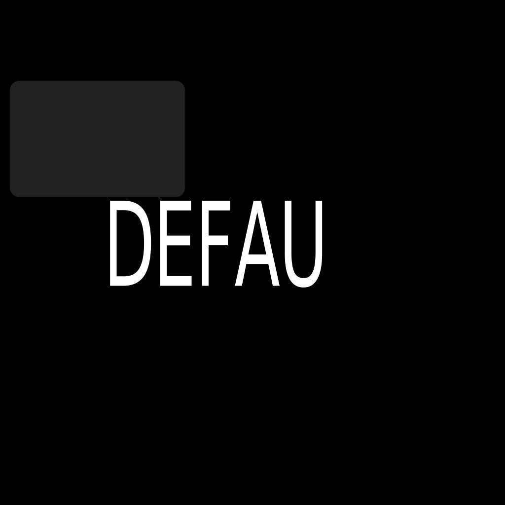Simple Gray Default Button SVG Clip arts