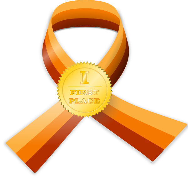 Contest Award Gold SVG Clip arts