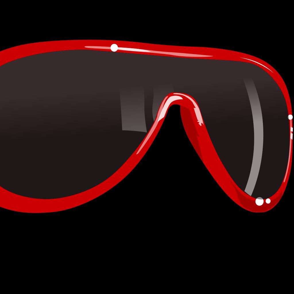 Sunglasses SVG Clip arts