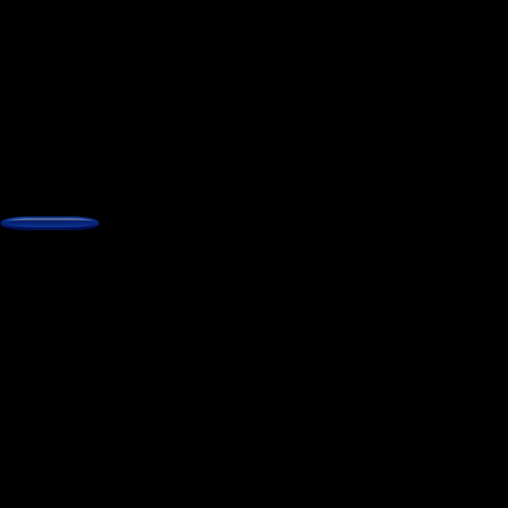 Blue Button SVG Clip arts
