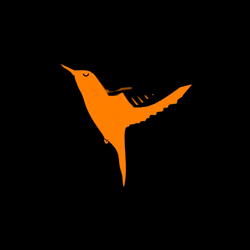 Hummingbird SVG Clip arts