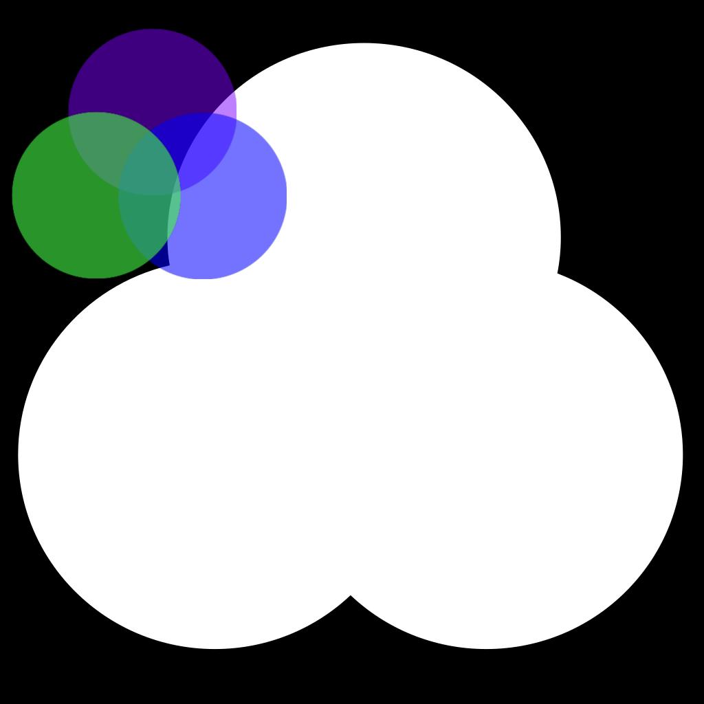 3circles SVG Clip arts