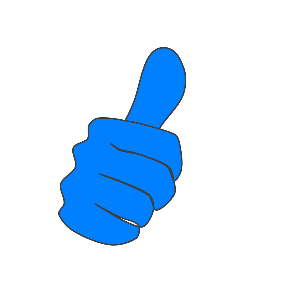 Thumbs Up svg
