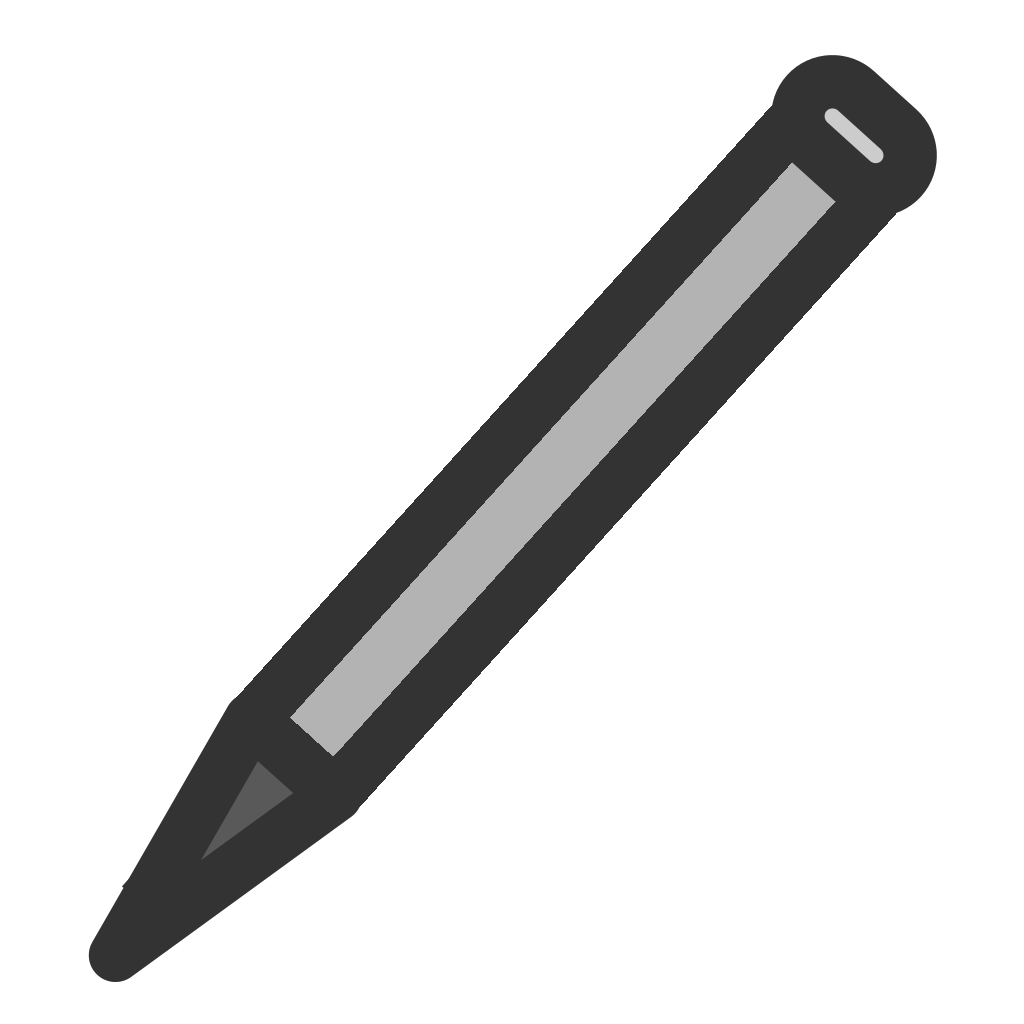 Color Pencil SVG Clip arts