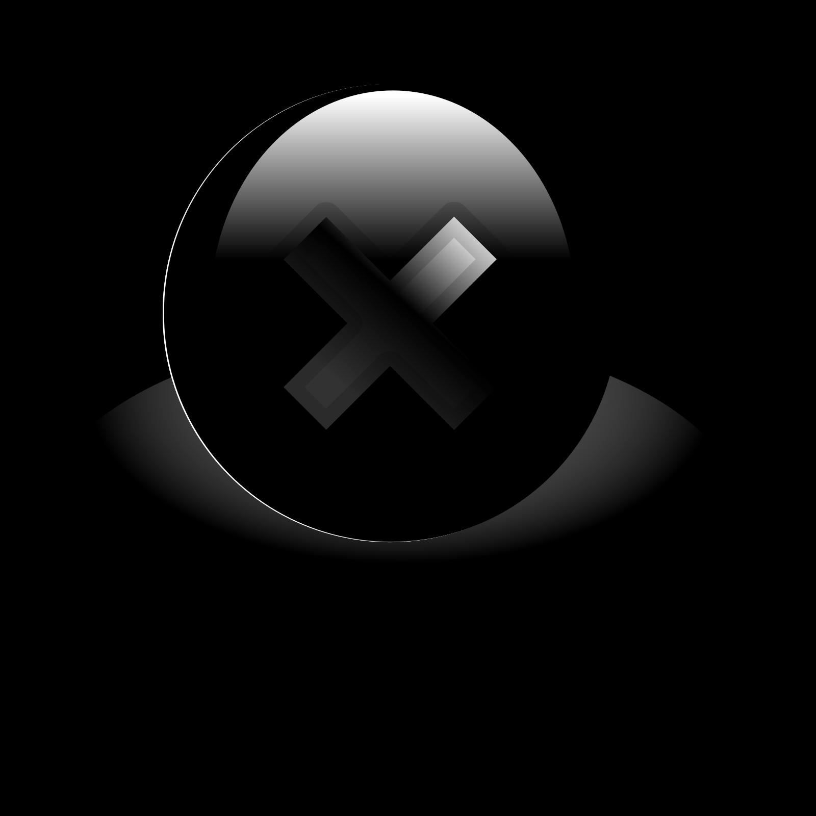 Customer Button SVG Clip arts