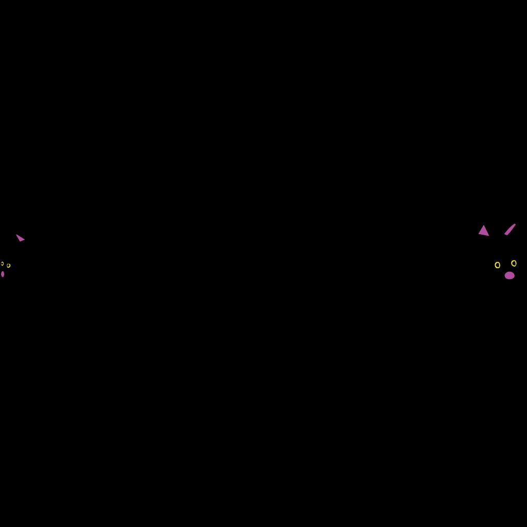 Black Cat SVG Clip arts