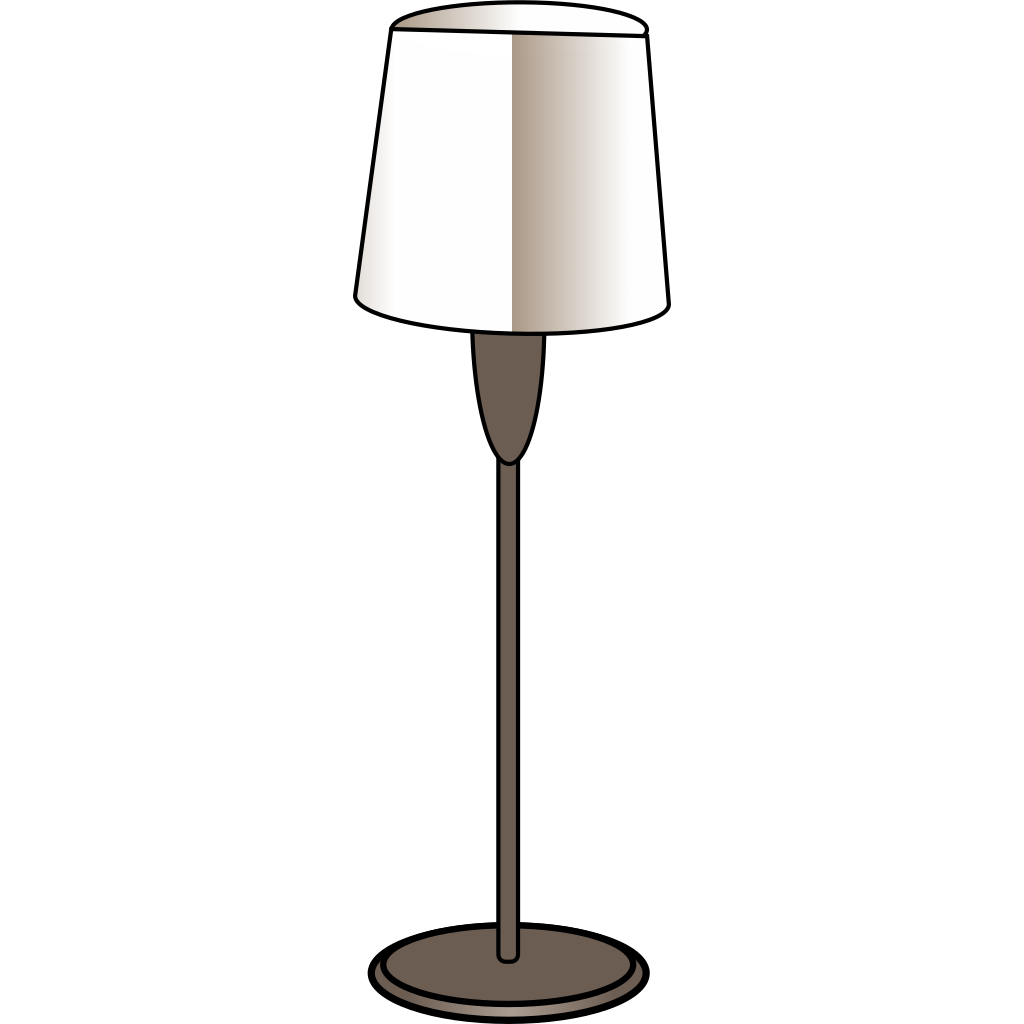 Old Lamp SVG Clip arts