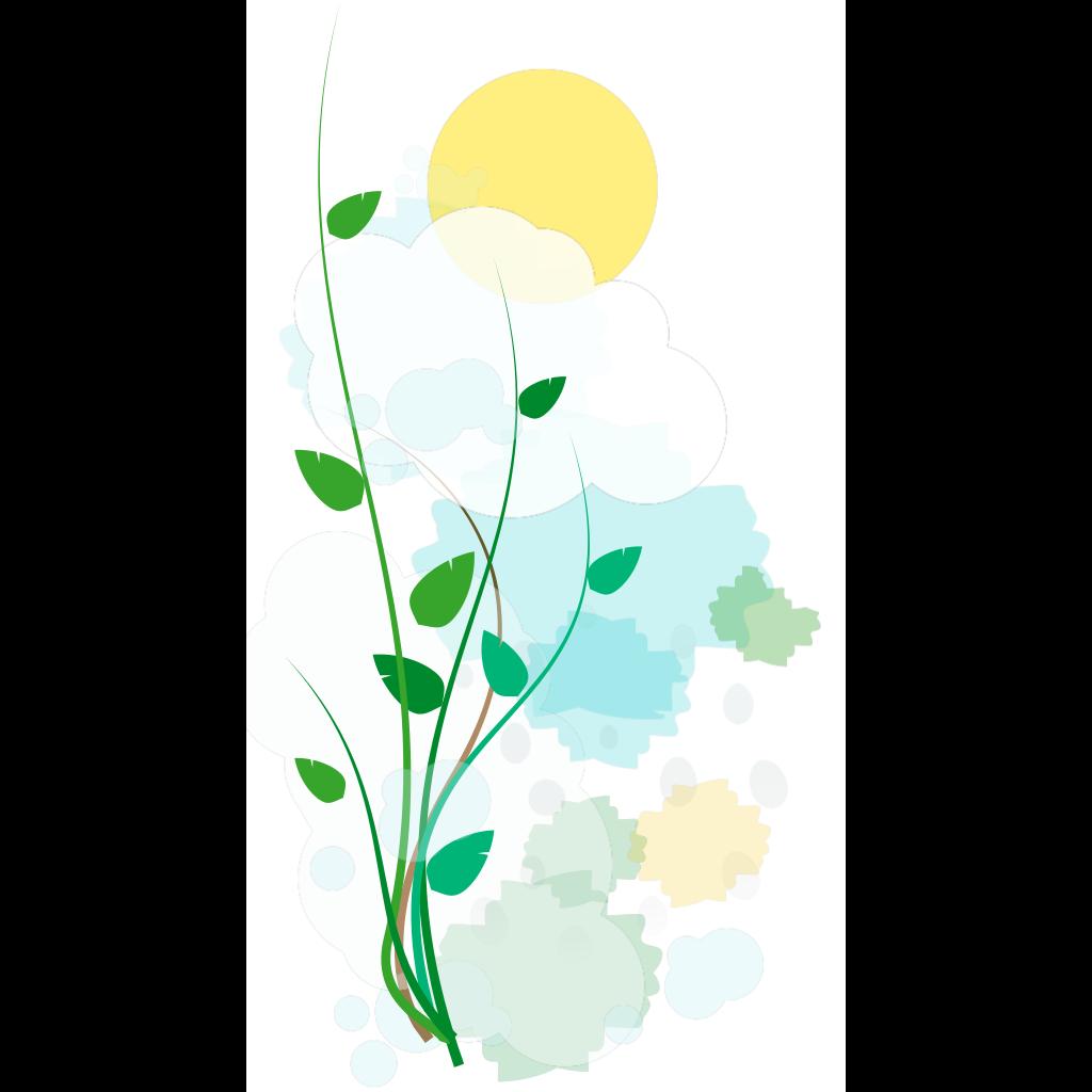 Spring 001 SVG Clip arts