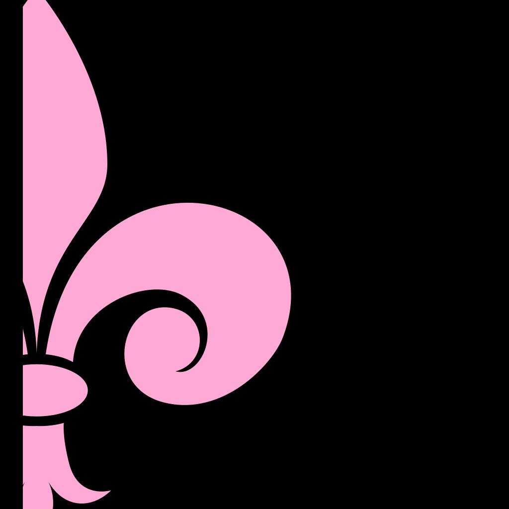 Pink Black Sneaker SVG Clip arts