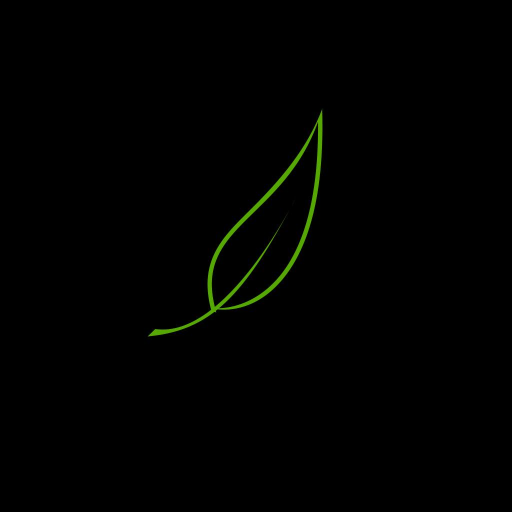 Leaf SVG Clip arts