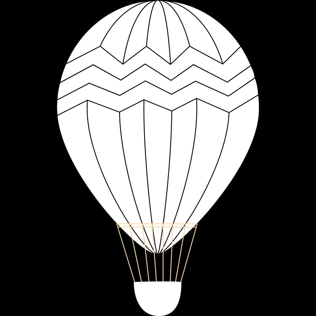 3 Balloons SVG Clip arts