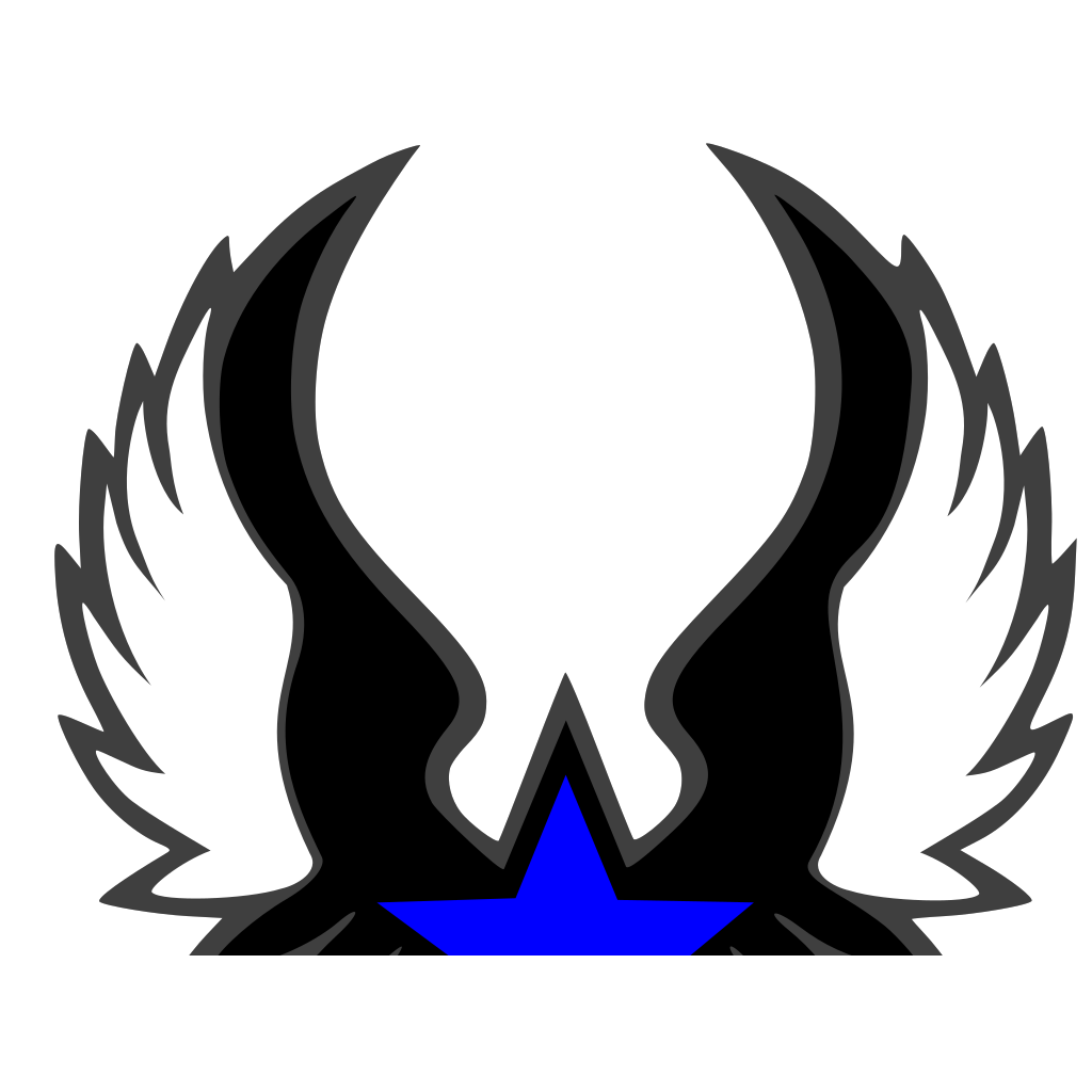Wings SVG Clip arts