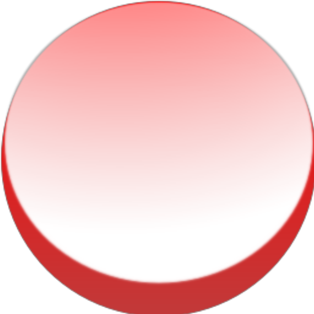 Round Red Button SVG Clip arts