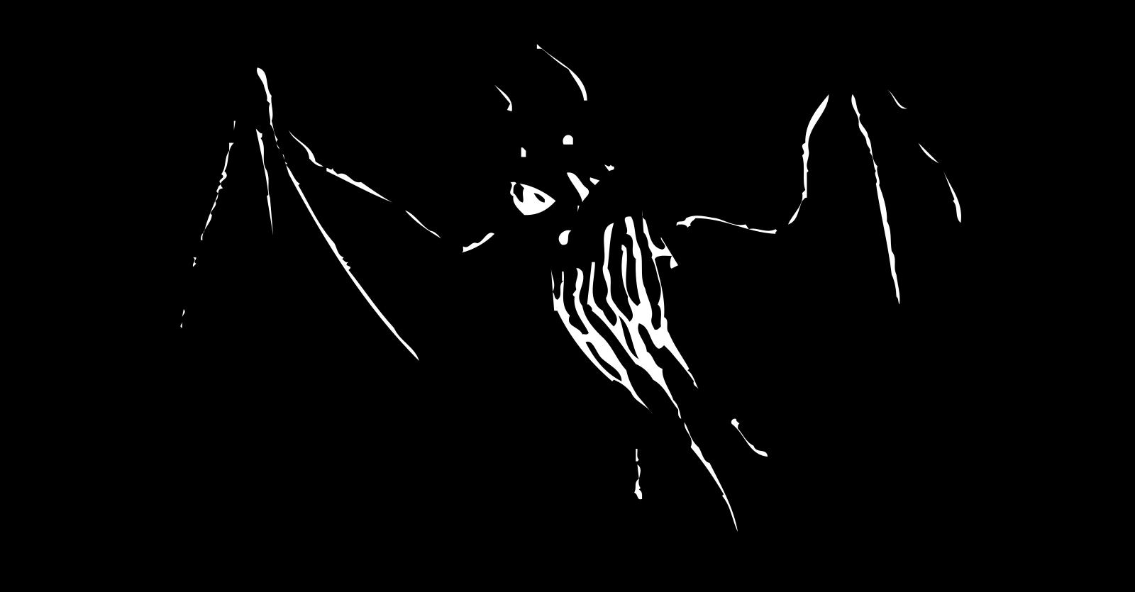 Bat SVG Clip arts
