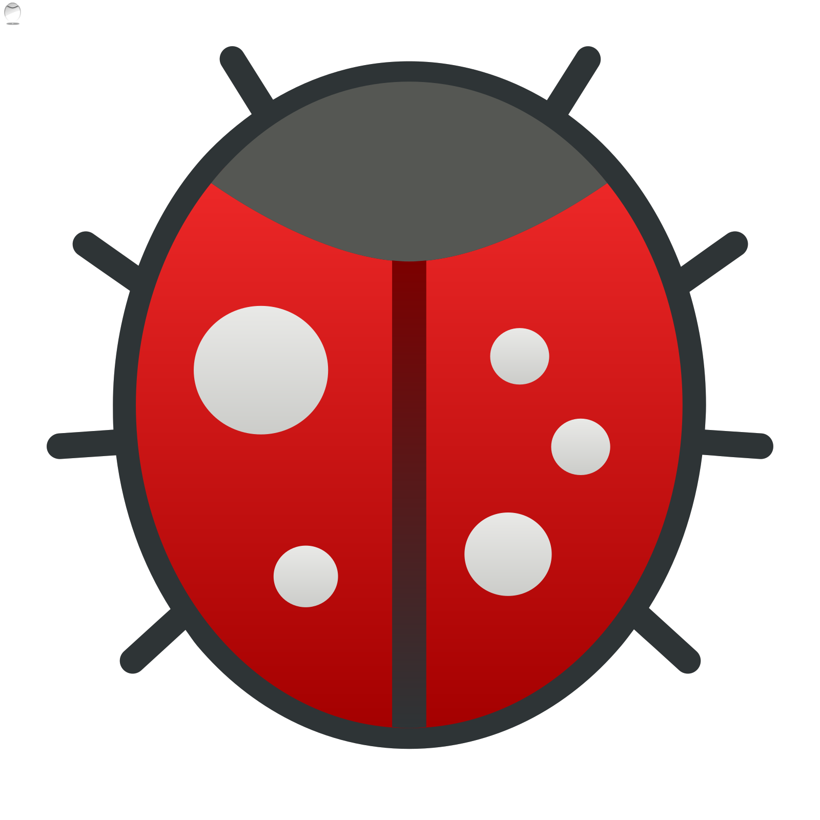 Bug SVG Clip arts