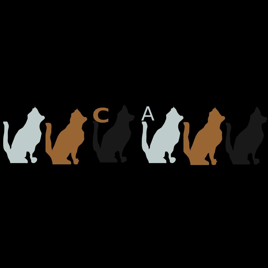 Cat SVG Clip arts