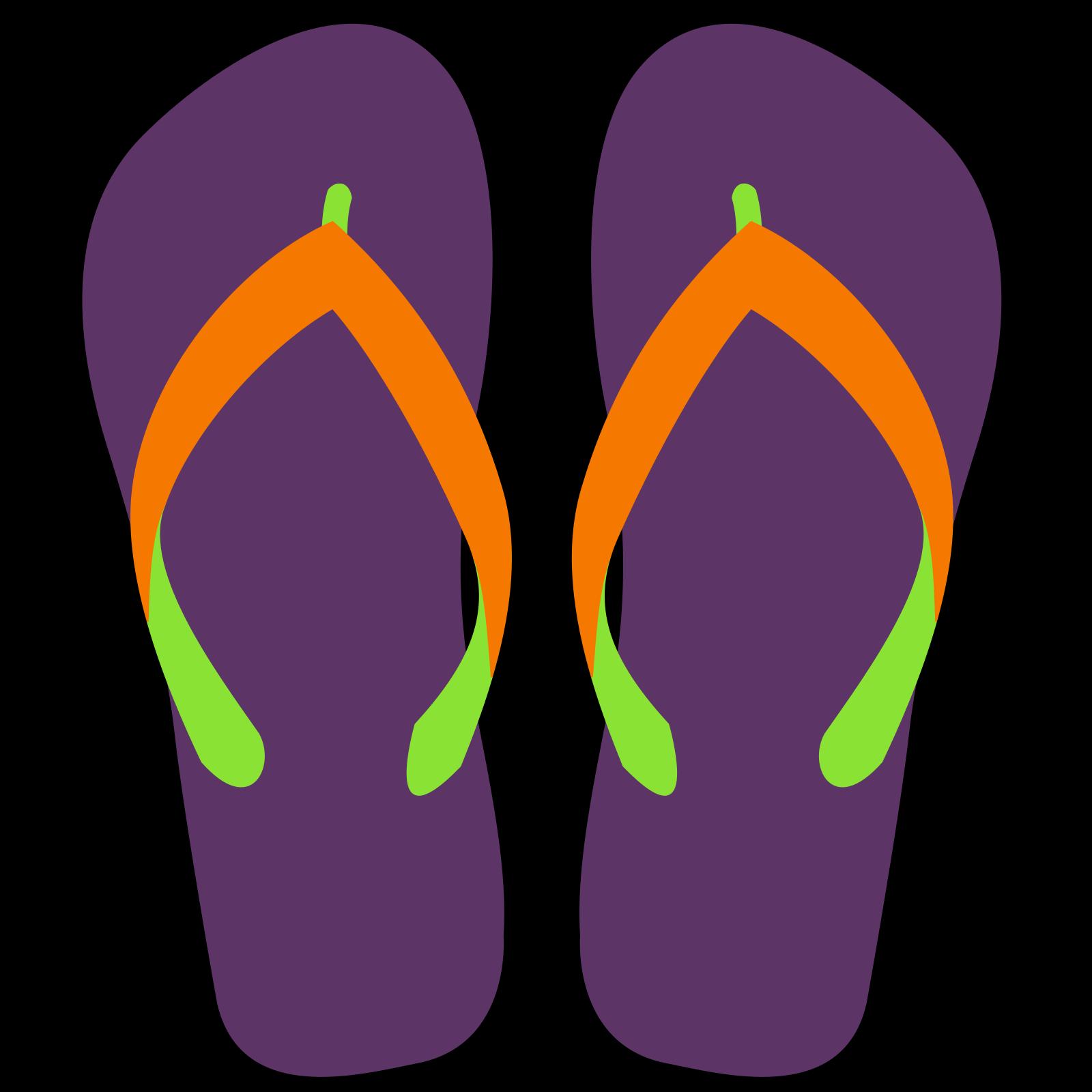 Feet  SVG Clip arts
