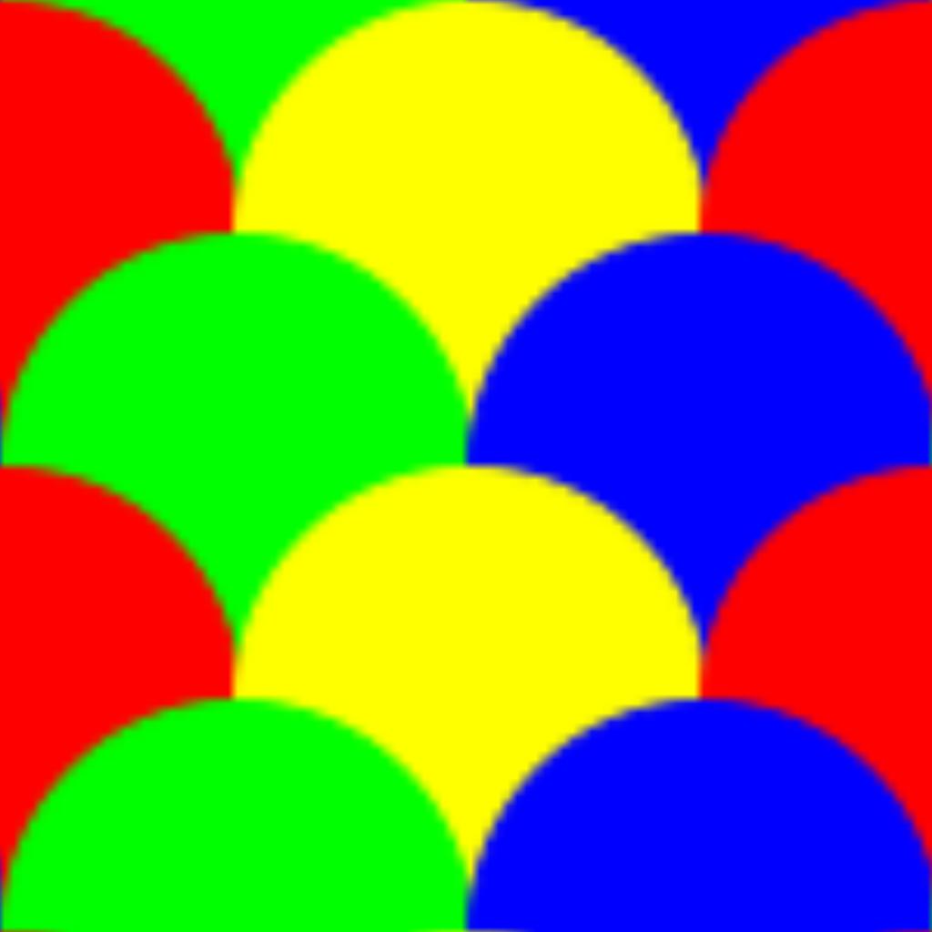 Circles 4 Pattern SVG Clip arts