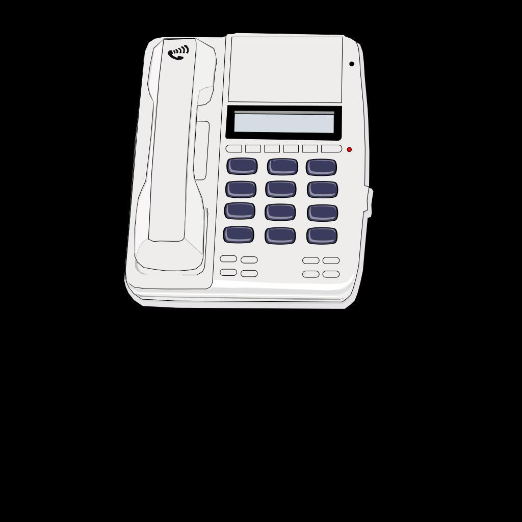 Phone SVG Clip arts