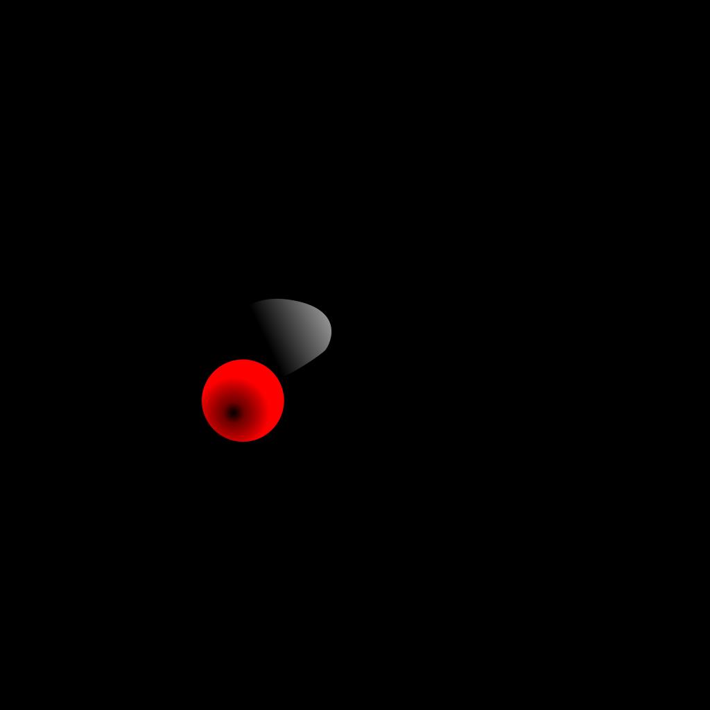 Ragno The Spider With A Simple Web SVG Clip arts