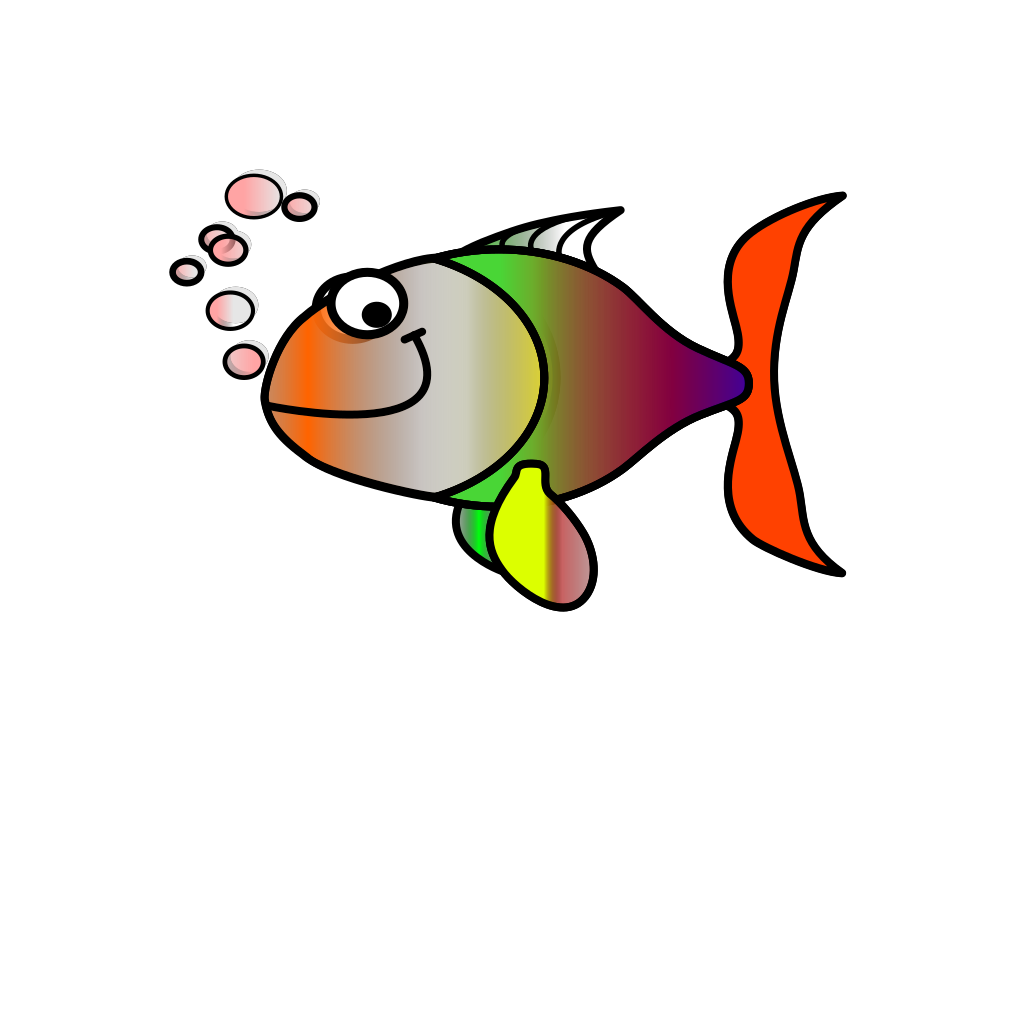 Fish 20 SVG Clip arts