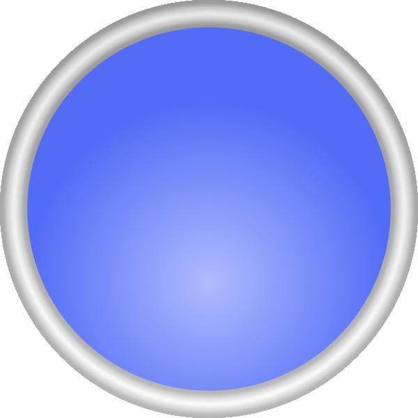 Shiny Blue Circle SVG Clip arts