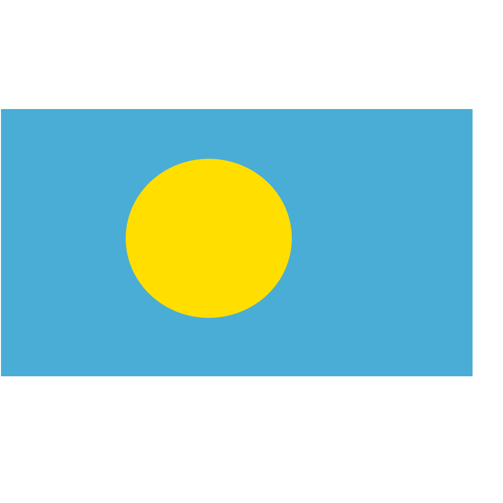 Coat Of Arms Of Palau SVG Clip arts