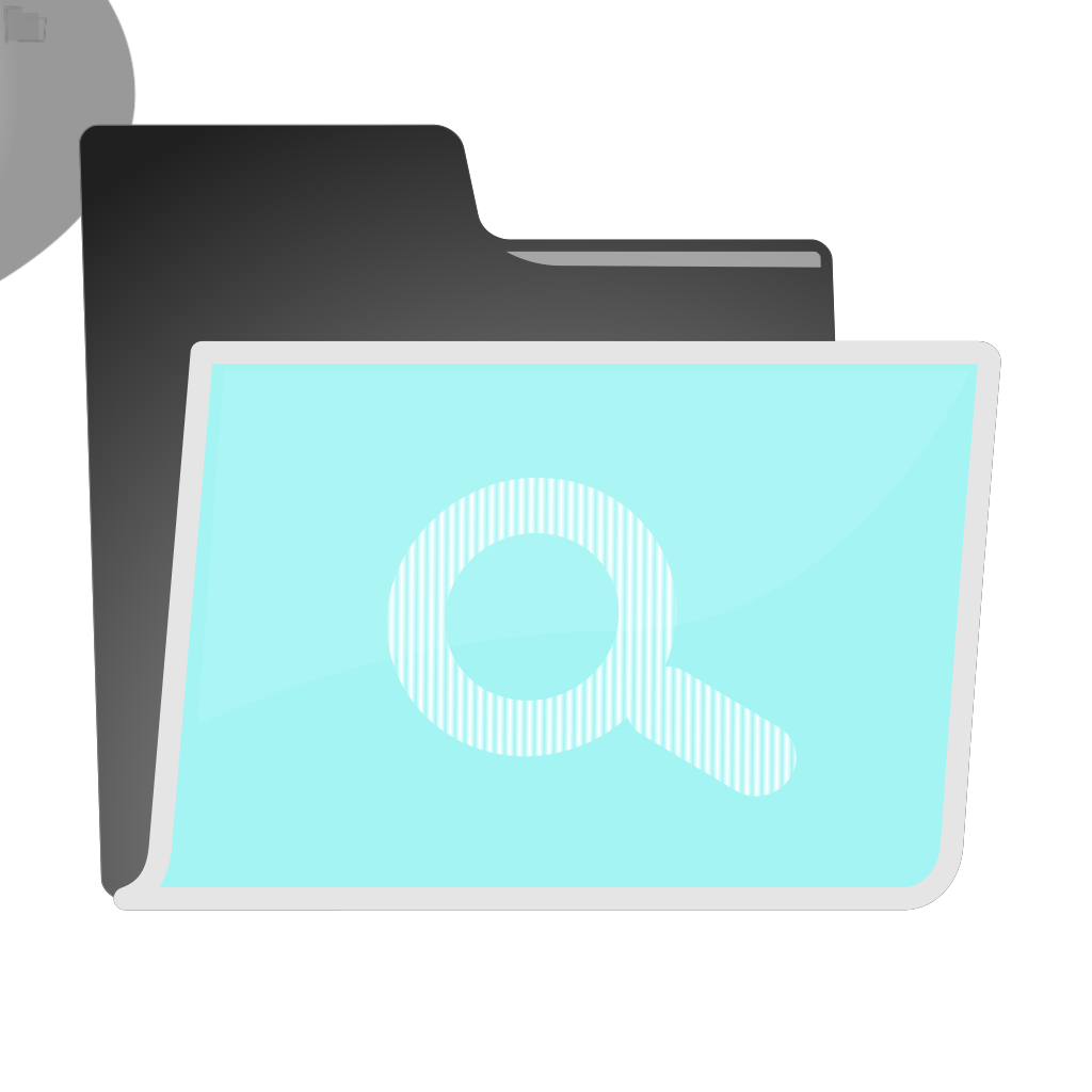 System Search SVG Clip arts