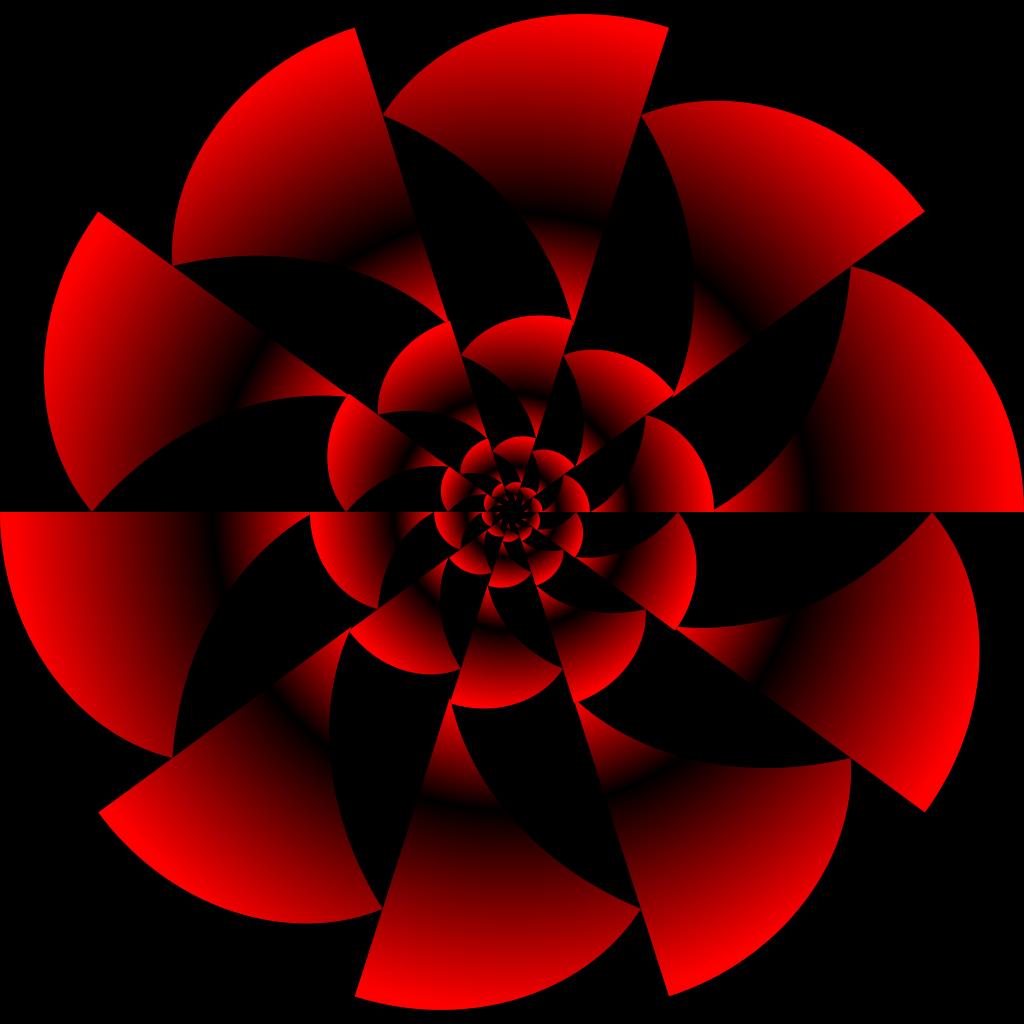 Funky Circle SVG Clip arts