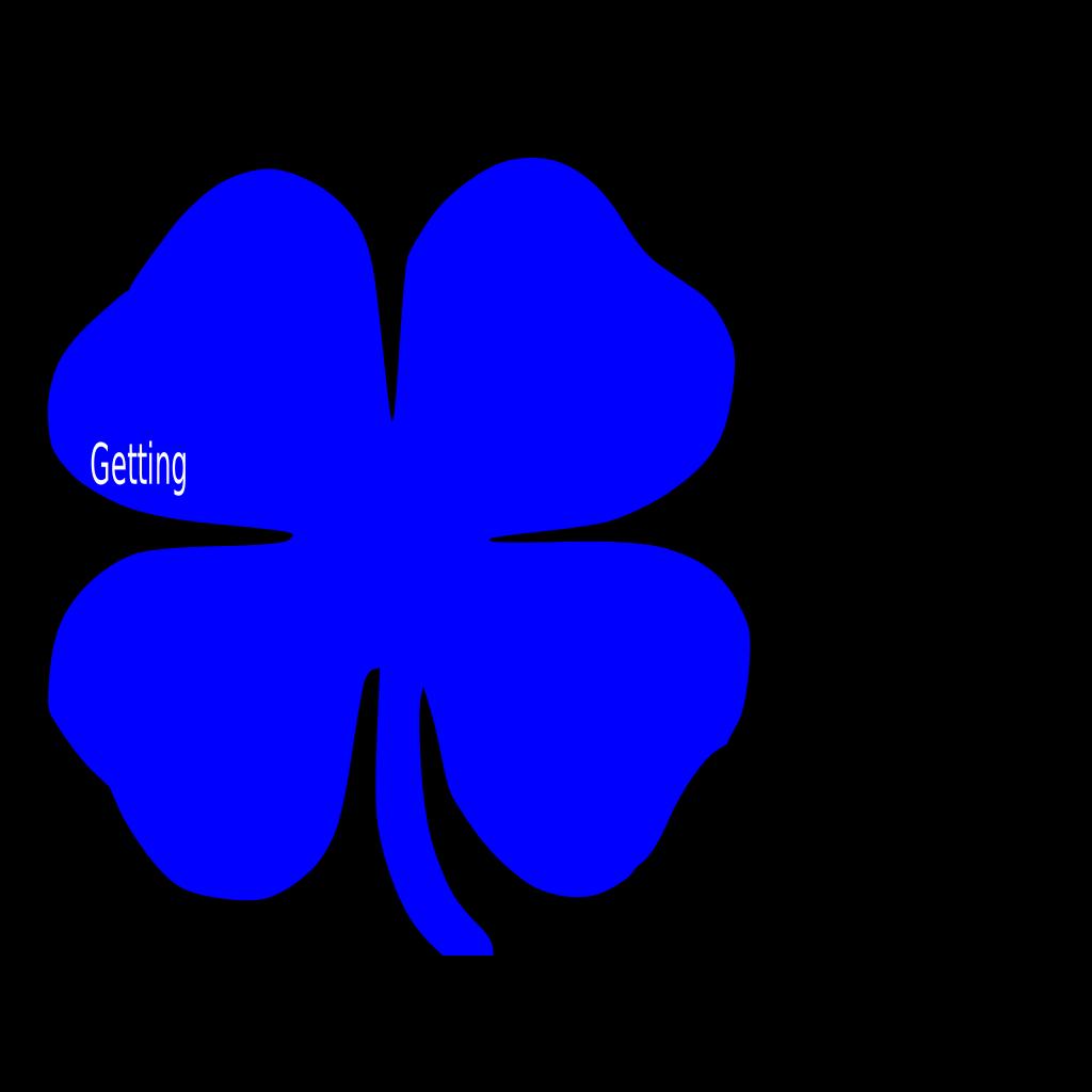 Big Blue Up Arrow SVG Clip arts