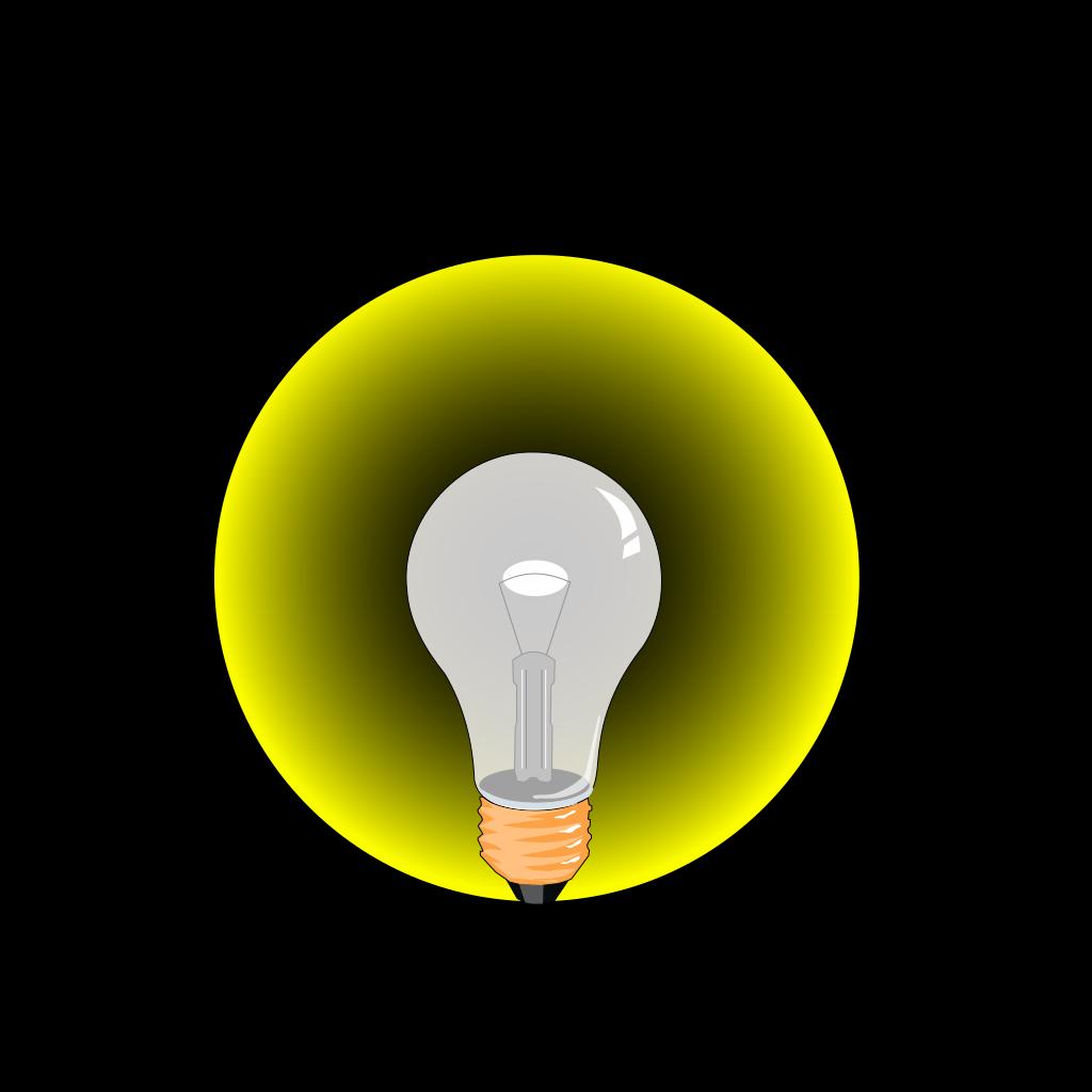 Arrow Bulb SVG Clip arts