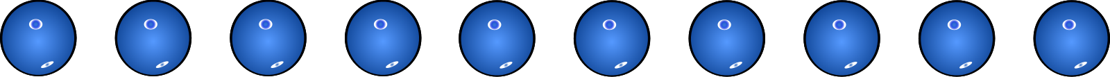 Blue Ball SVG Clip arts