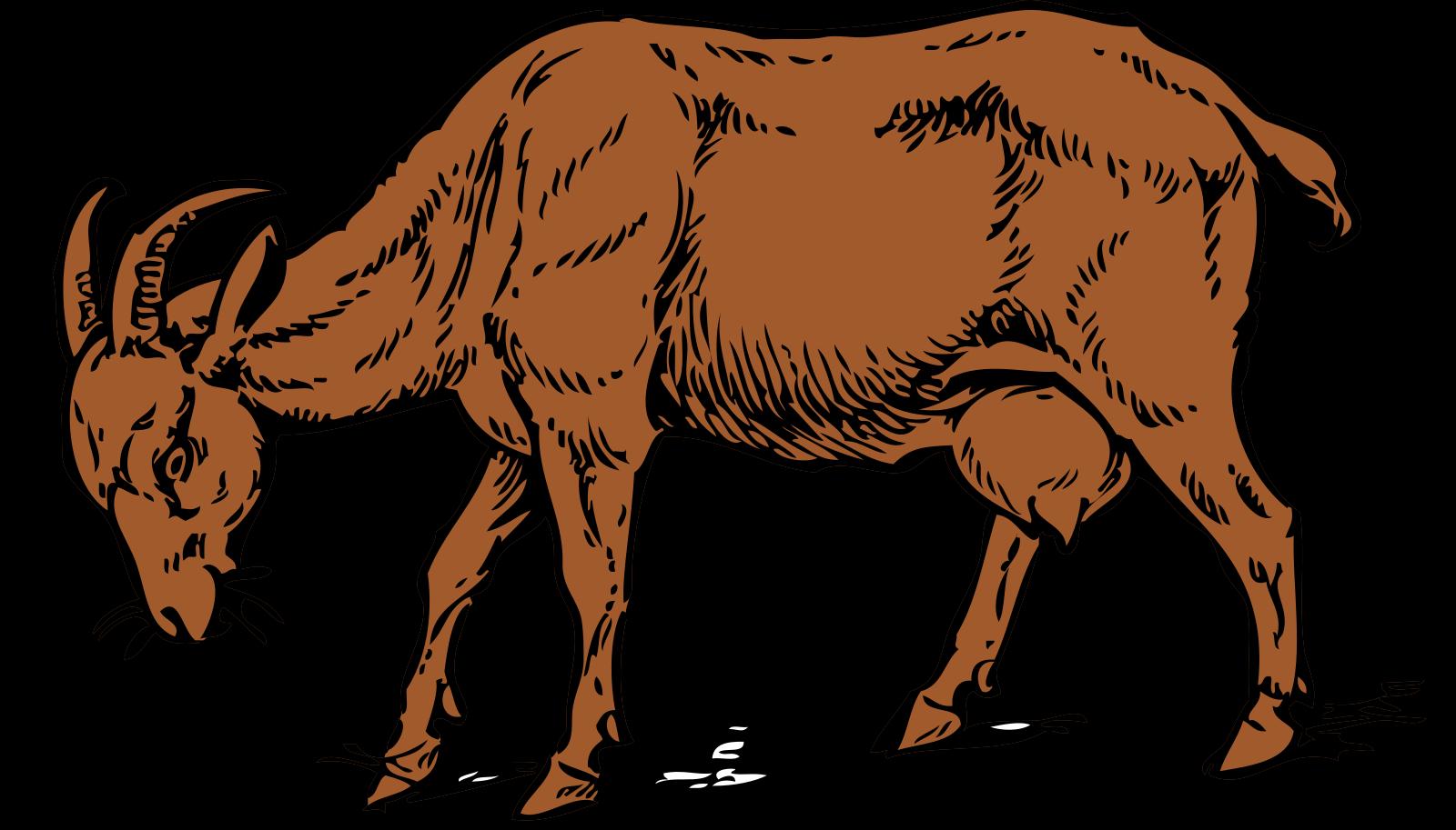 Goat SVG Clip arts