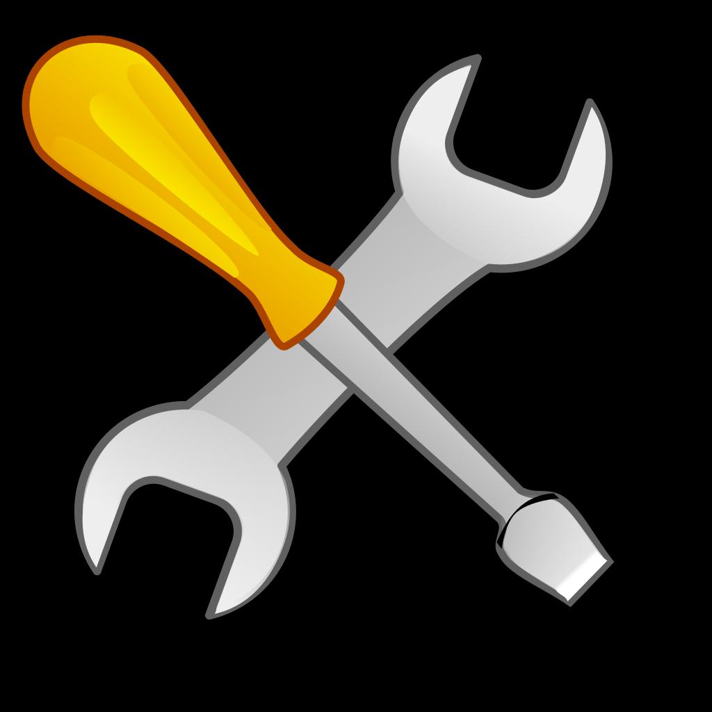 Tools SVG Clip arts