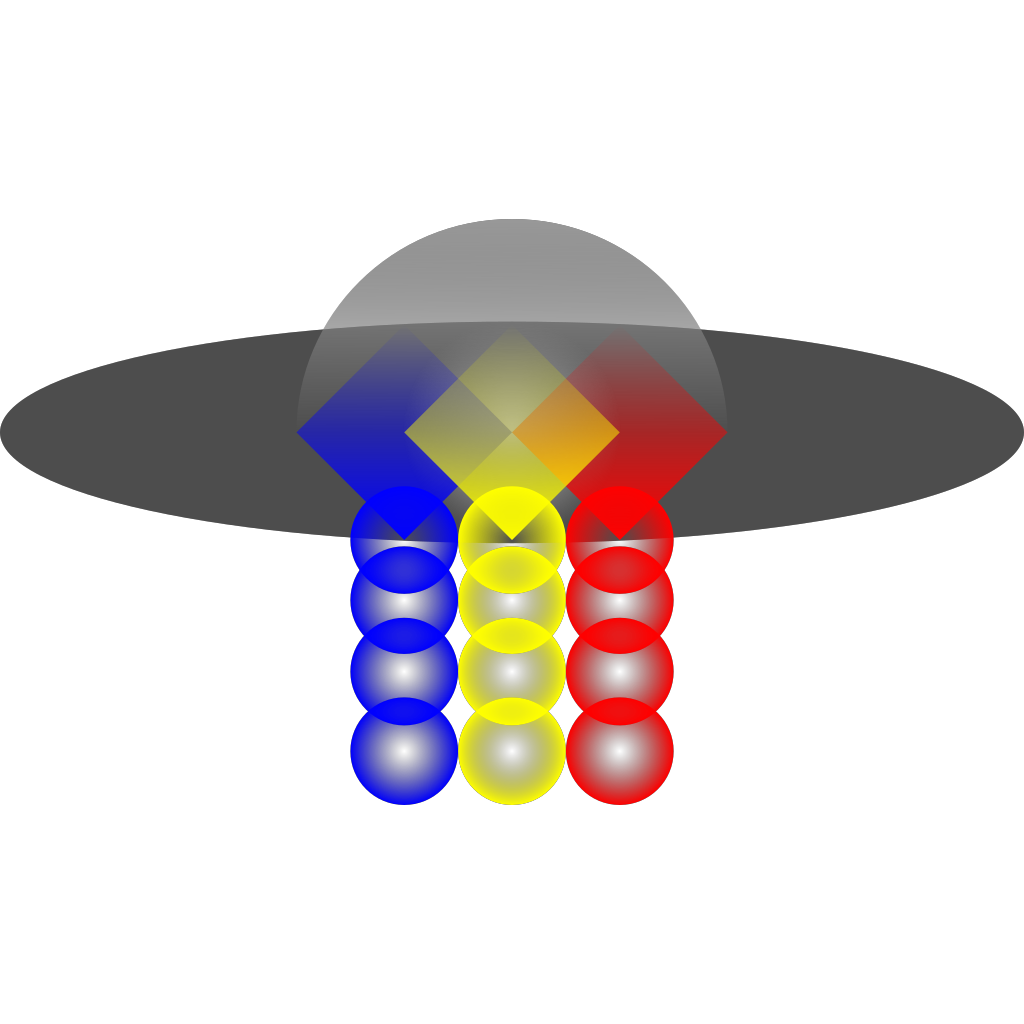 Kites In Planet Design SVG Clip arts
