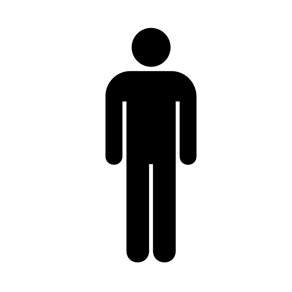 Man SVG Clip arts