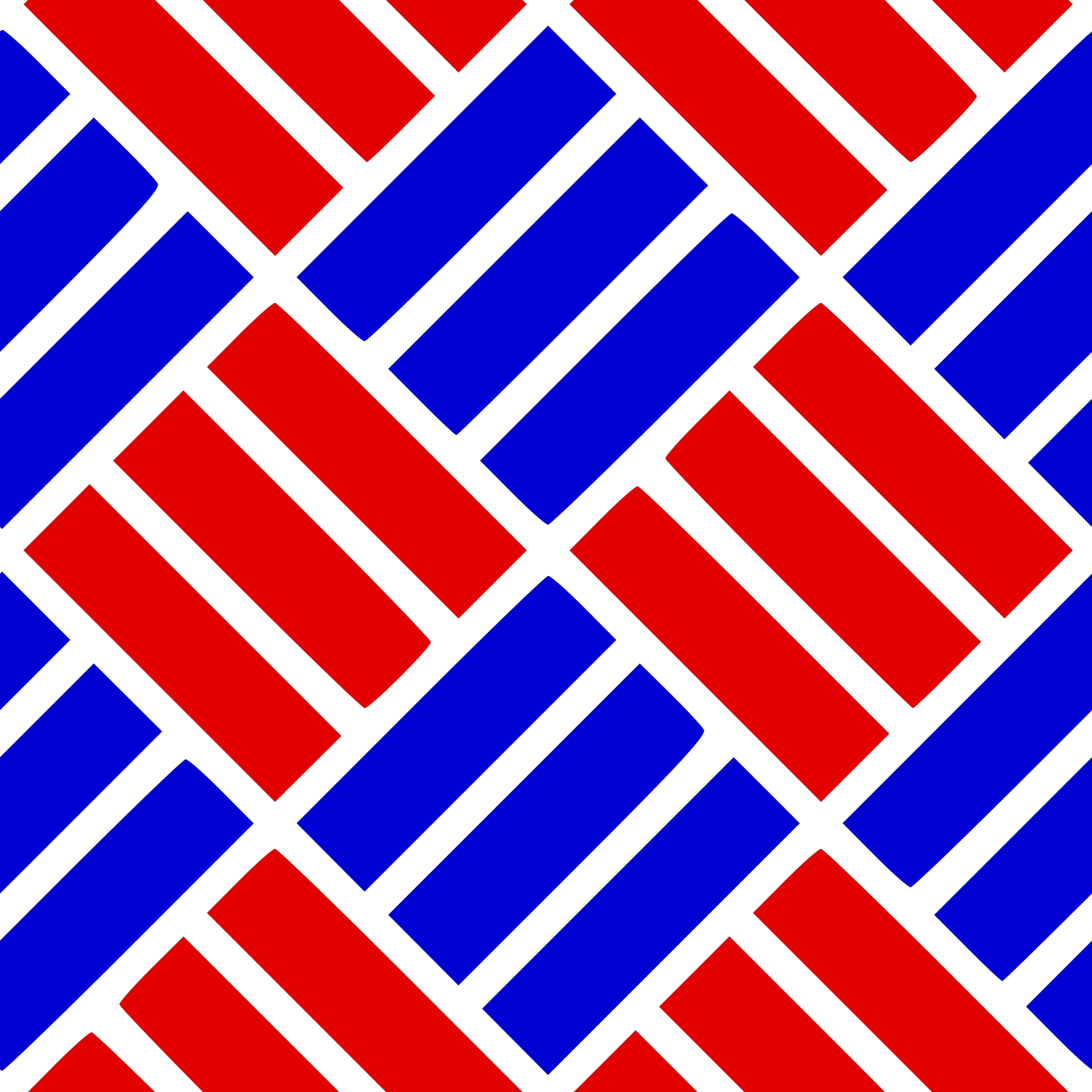 Random Blue And Red SVG Clip arts