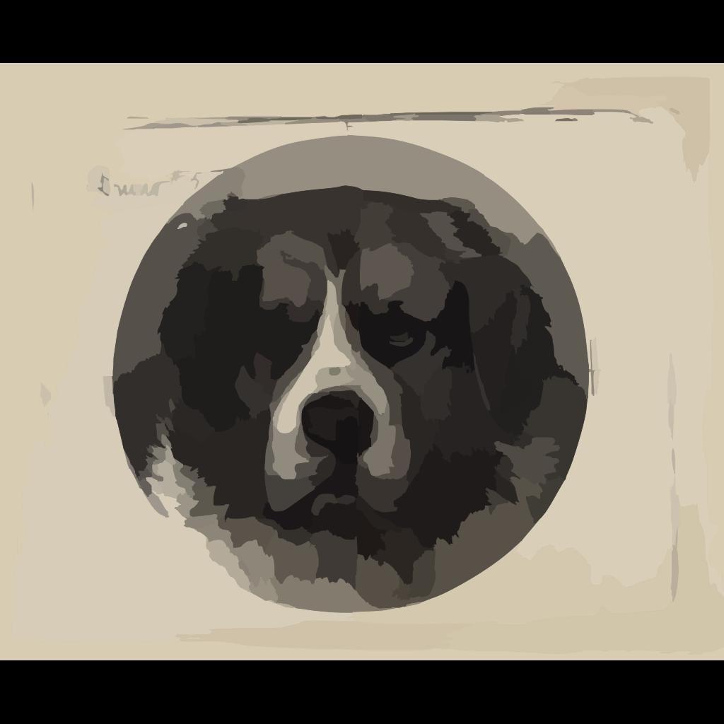 [bird Dog - Bruno #5] SVG Clip arts
