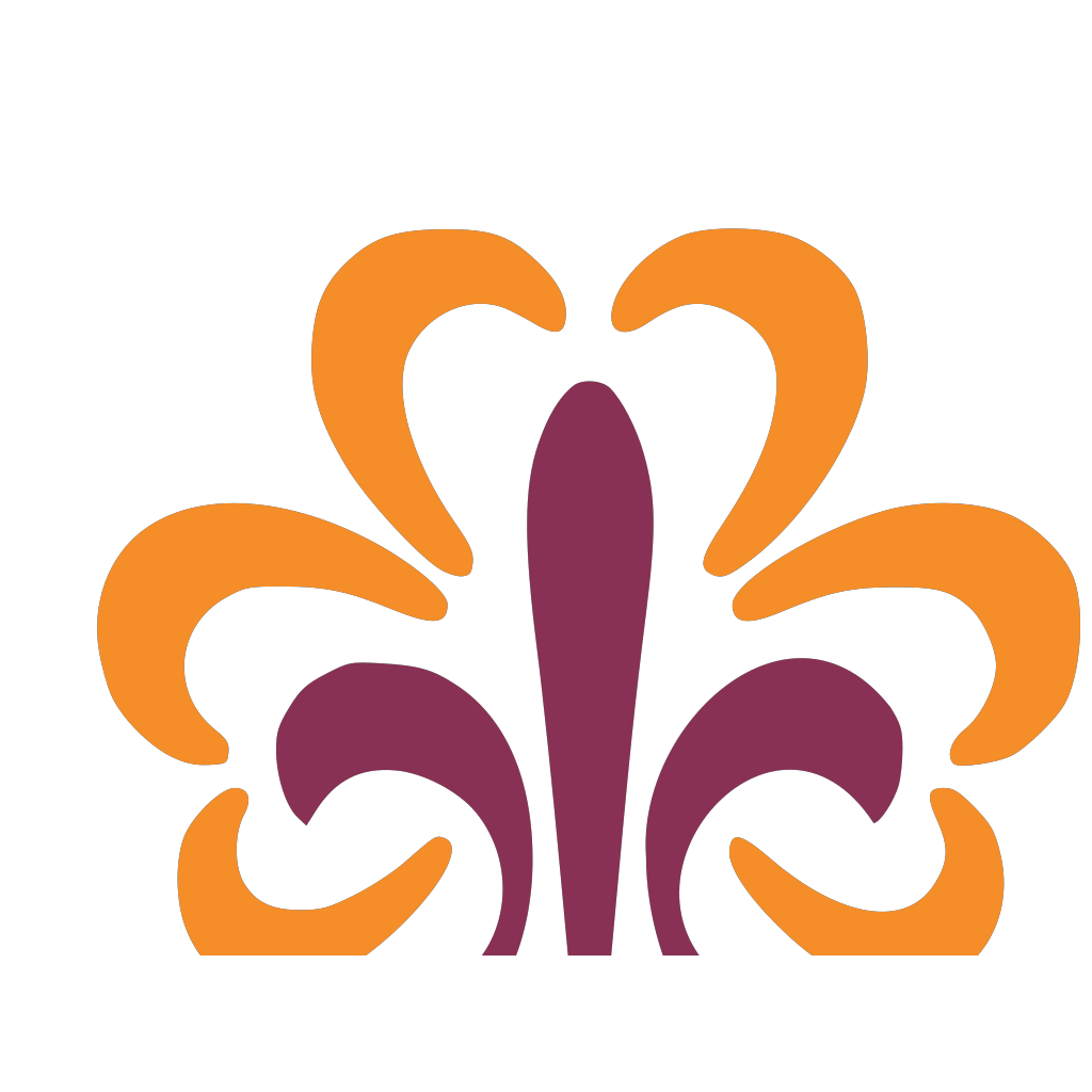 Fleur De Lis SVG Clip arts