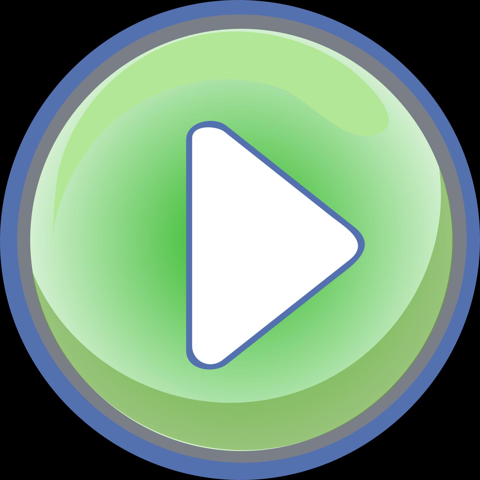 Blue Screenshots Button SVG Clip arts