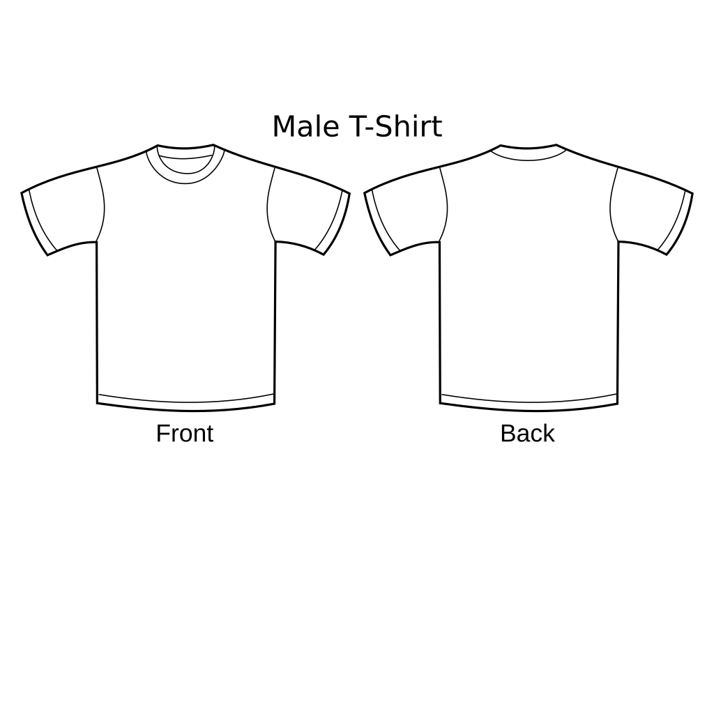 Tnr Tshirt SVG Clip arts