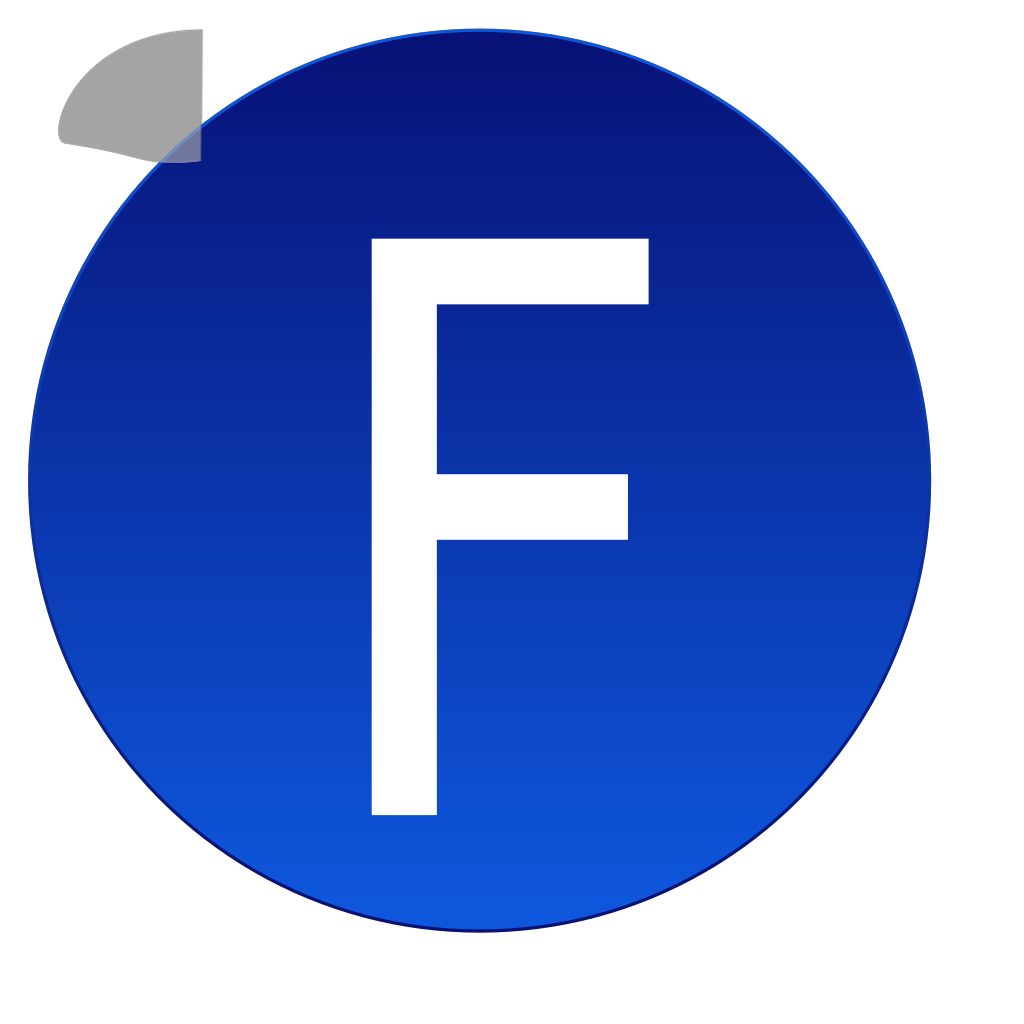 Char F SVG Clip arts