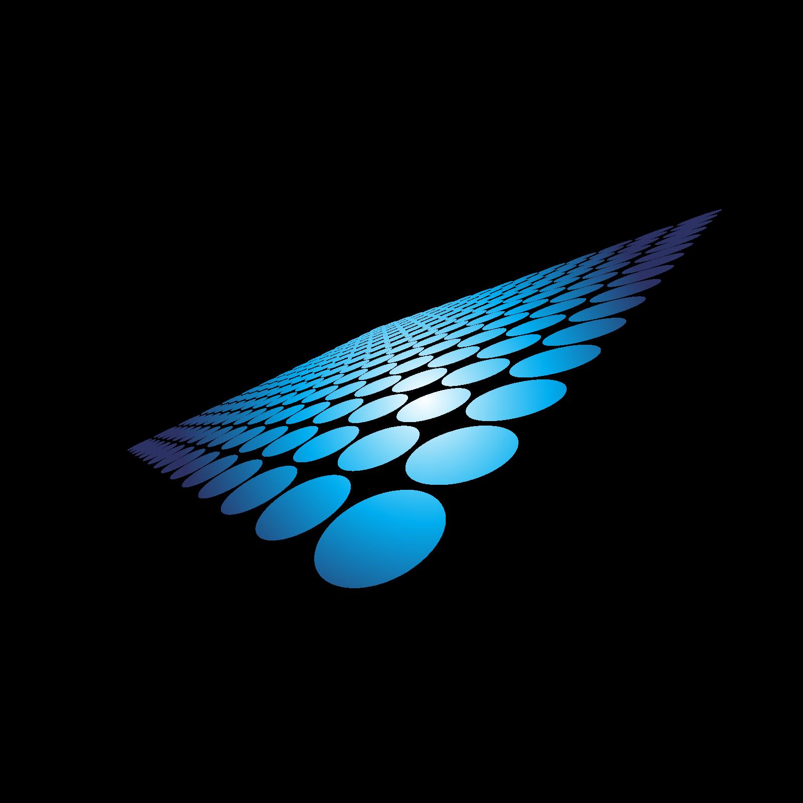 Blue And Lilac Dots SVG Clip arts