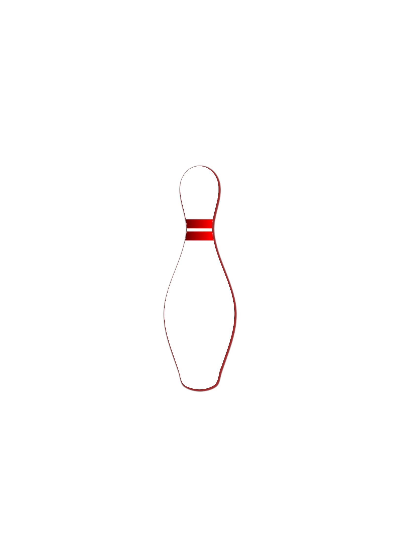 Blue Pin SVG Clip arts
