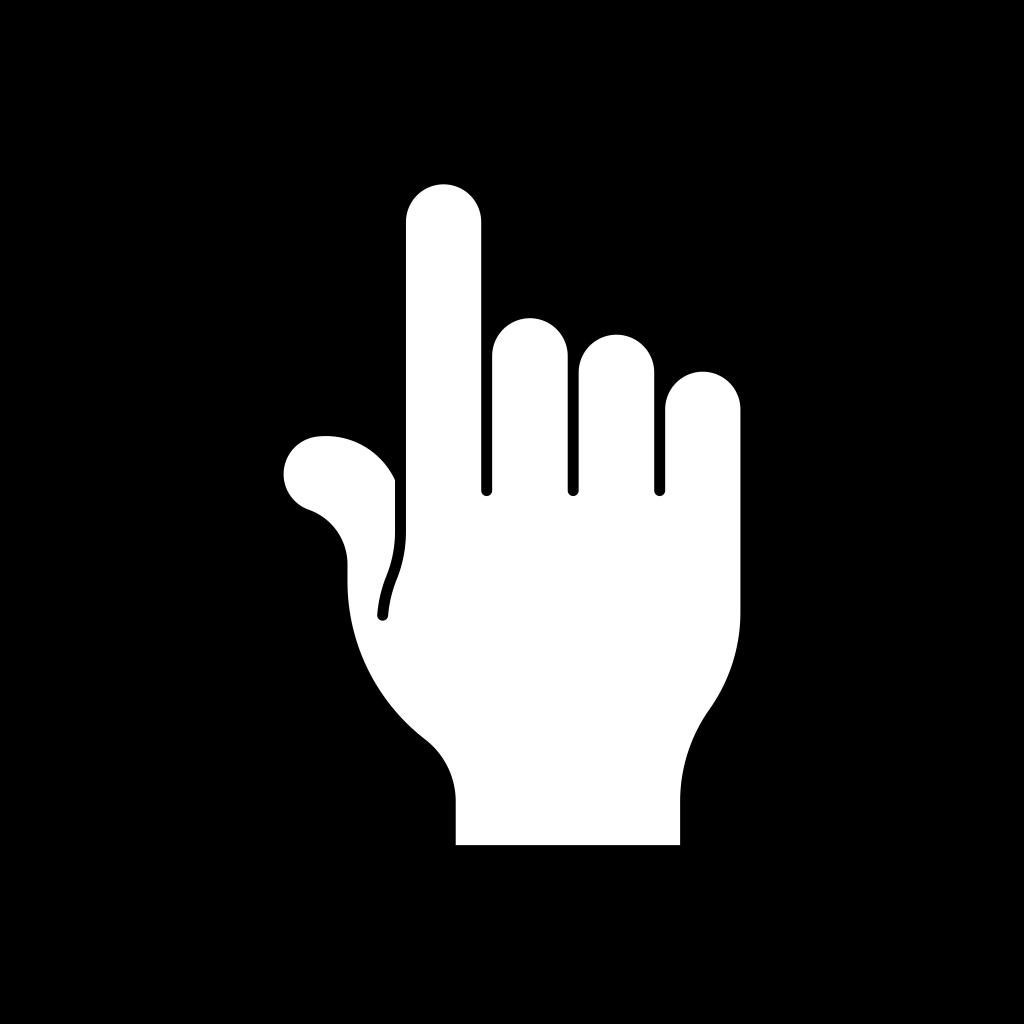 Hands SVG Clip arts