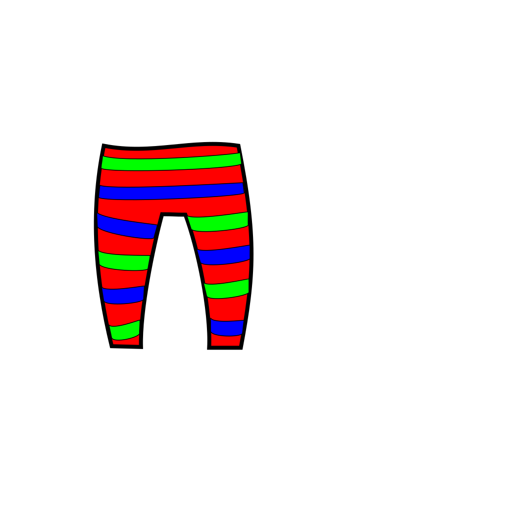Pnats SVG Clip arts