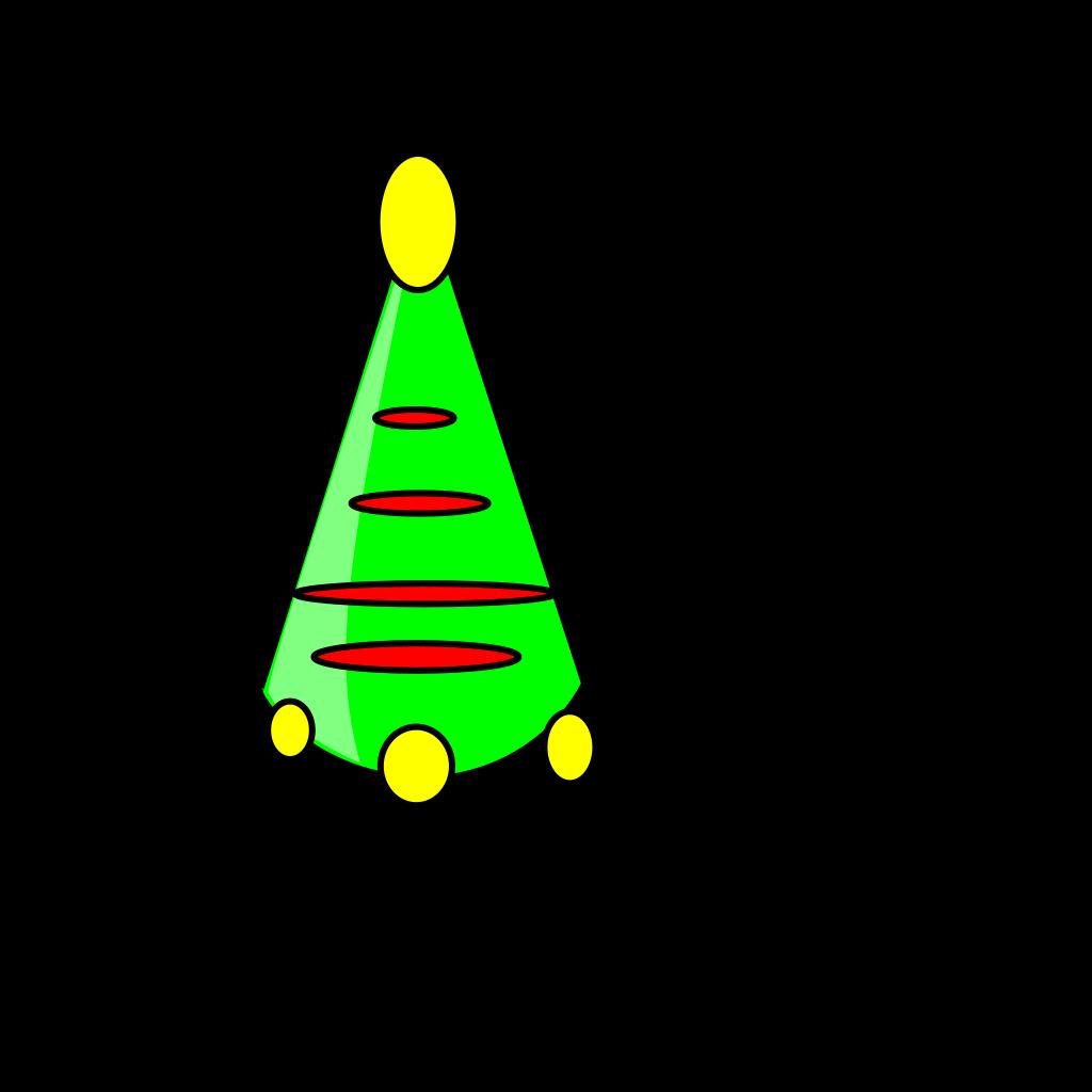Elf Hat SVG Clip arts