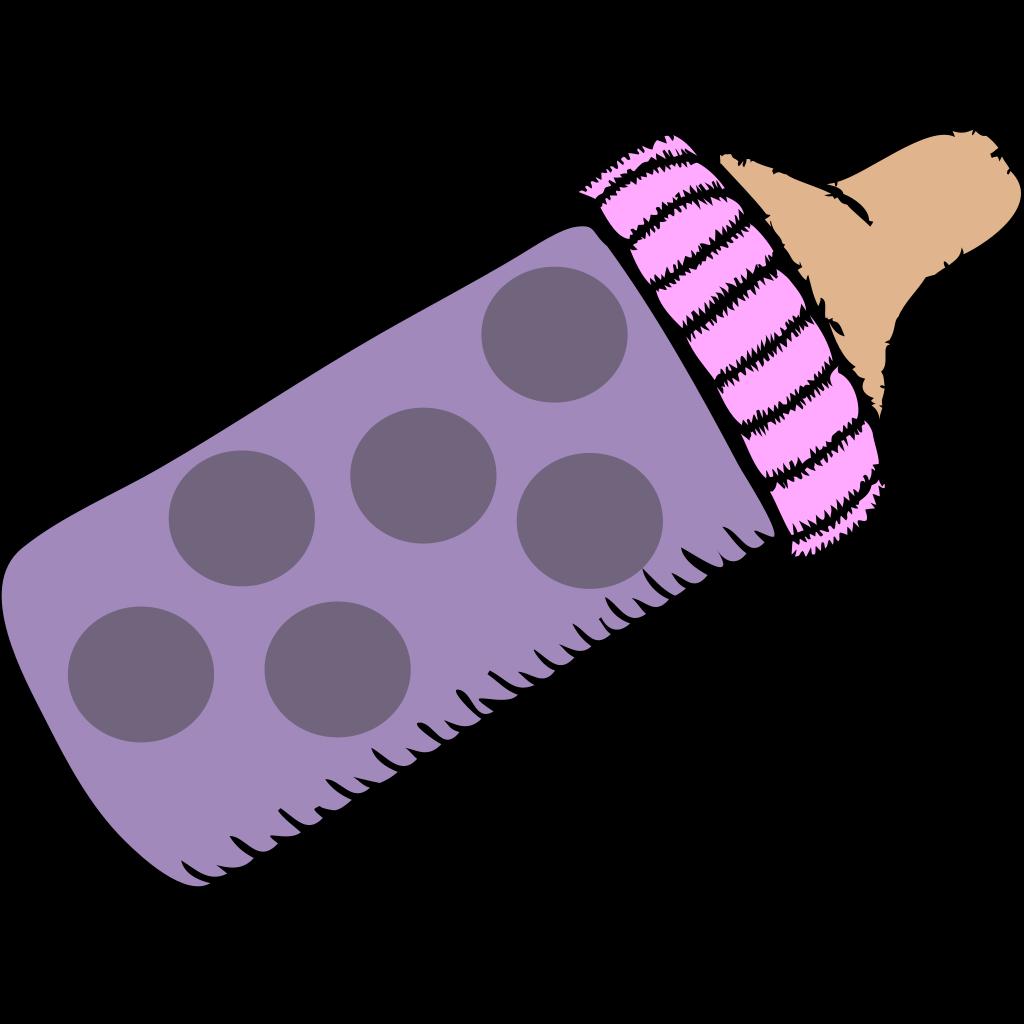 Ketchup Bottle SVG Clip arts